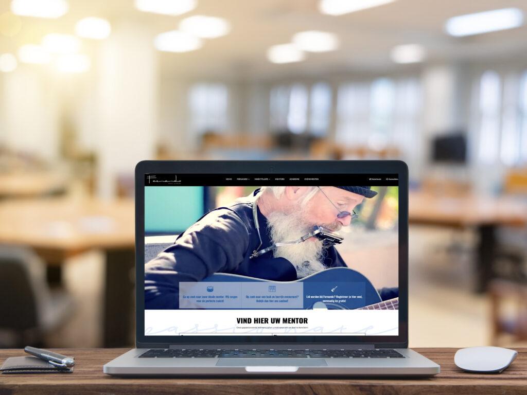 Fernando Music Academy, logo, priceless it, it outsourcing, it projecten, website, applicaties, apps