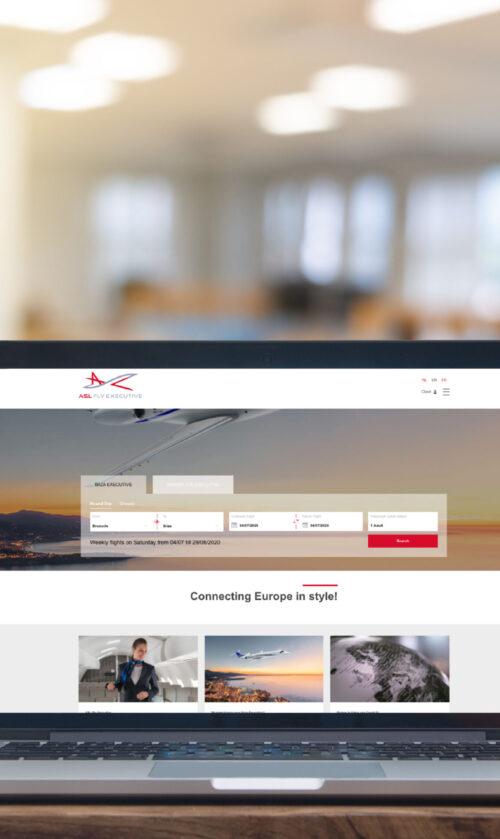 ASL Fly Executive