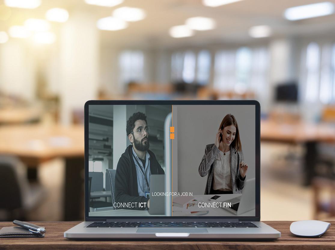 Connect ICT web
